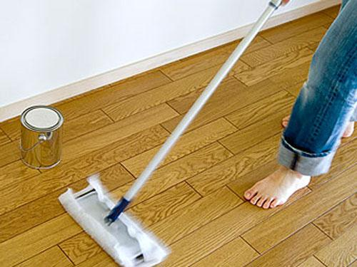 чем чистить керамогранит на полу объектов